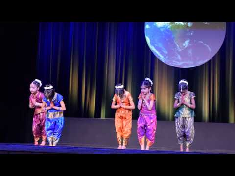 Saraswati Vandana - Dancing Feet