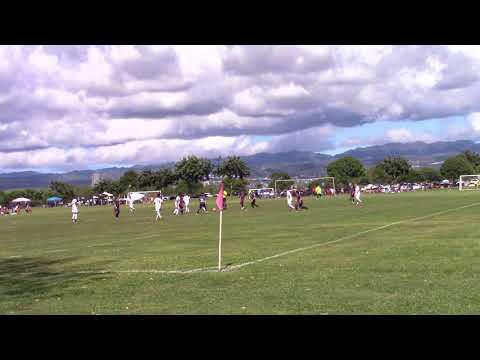 WSC 07B GOLD vs FC HAWAII 1ST HALF 2 11 18