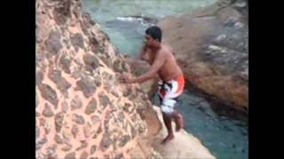 crazy jump - galle fort {5-2-2012}