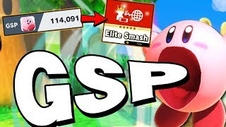 From Low GSP To Elite Smash With Kirby