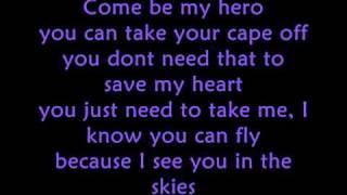 Wonder Woman - Chris Brown Ft. Tyga + HD Lyrics On Screen