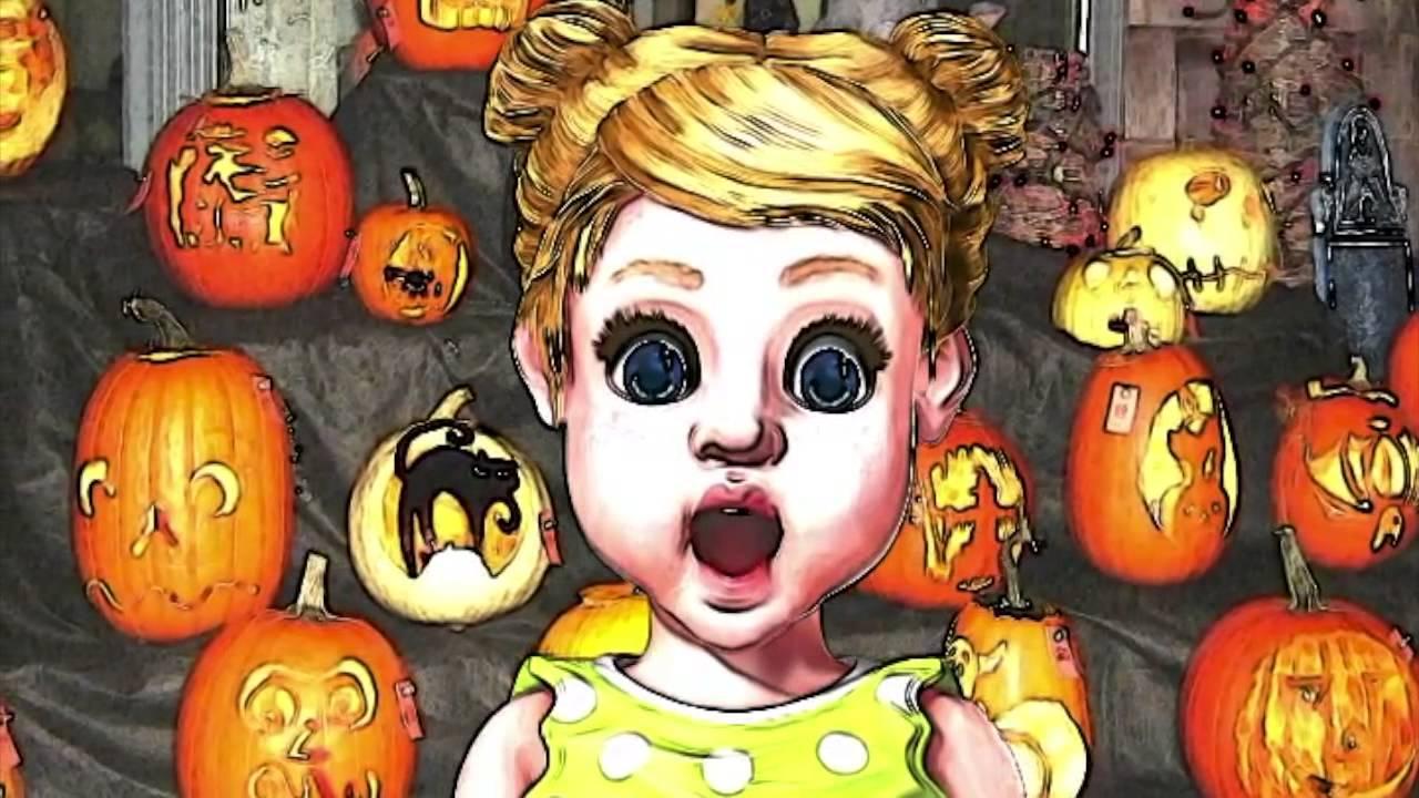 Pumpkin Patch-Ch. 1 of HOLLOWEEN MUSICAL CHRONICLES