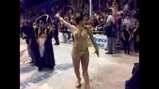 Carnaval de Gualeguaychú: Octava noche 2014. La sensualidad de Kamarr