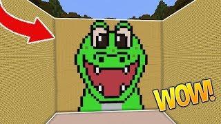 ONLY WALLS CHALLENGE (Minecraft Build Battle)
