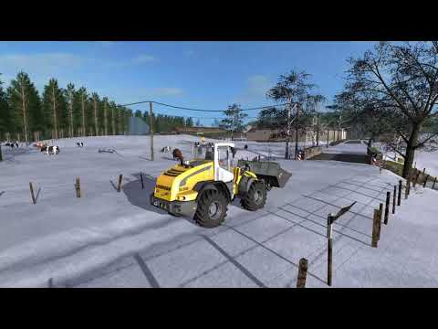 FS17 The Valley The Old Farm Seasons Preview PC/MAC