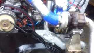 Moteur 1915 Turbo injection K