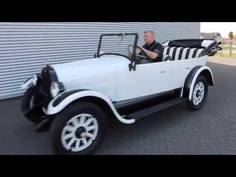 Oldsmobile Model 30 Tourer 1924 Very Good Condition-VIDEO- Www.ERclassics.com