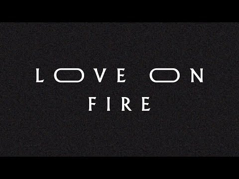 Love on Fire (Lyric Video) - Jeremy Riddle   MORE