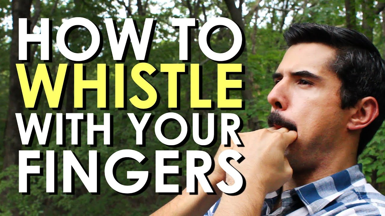 How to whistle loudly 25