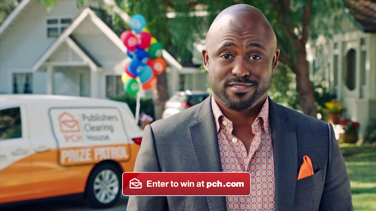 Guess Who's Back In Our New Publishers Clearing House Commercials?