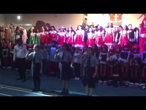 Westminster school song