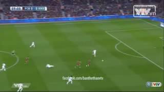 Xem lại trận Siêu kinh điển Barcelona - Real Madrid FACEBOOK.COM/SONNHAHANOI