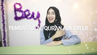pembatas quran ala bella almira   5 minutes craft   creative idea reuse reduce recycle