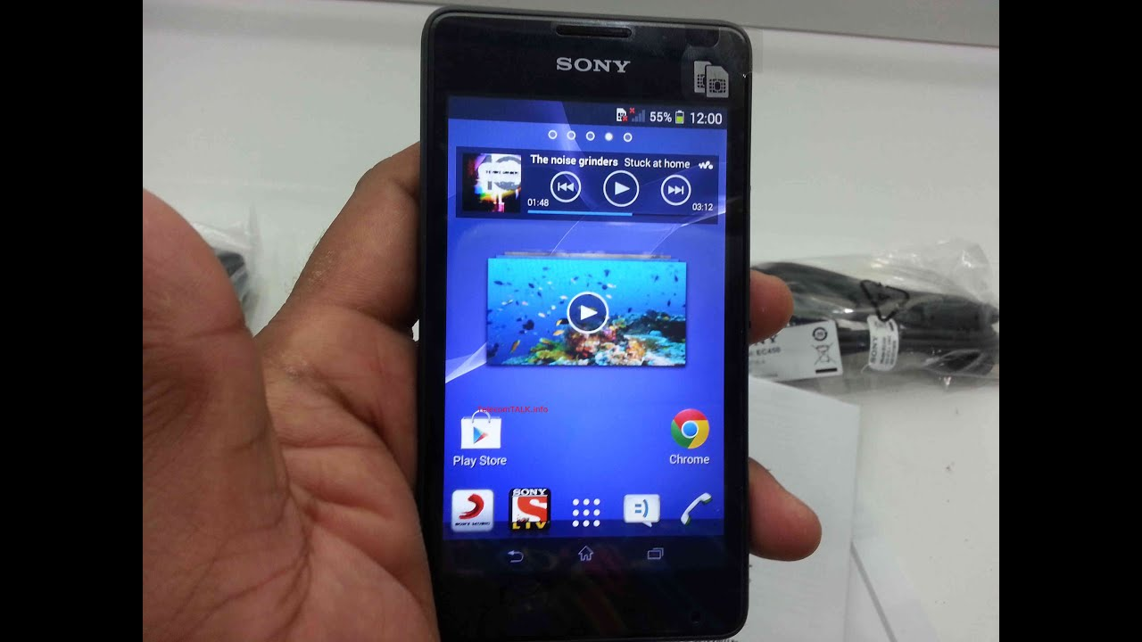 Sony Xperia R800x Hard Reset - Year of Clean Water