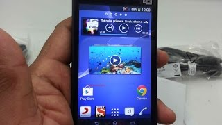 Sony Xperia E1 Hard Reset, Format Code solution