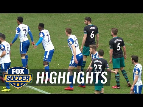 Wigan Athletic vs. Southampton | 2017-18 FA Cup Highlights