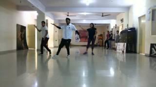 Palat Tera Hero Idhar Hai - Arun Vibrato Choreography