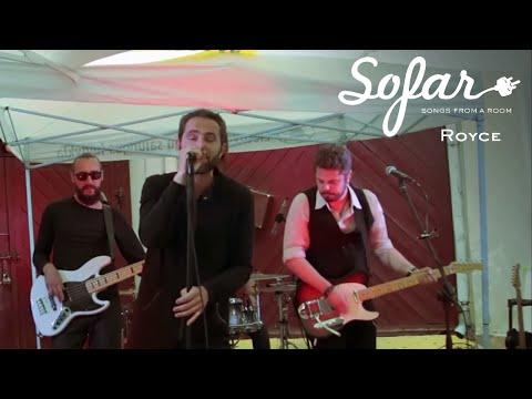 Royce - Say it | Sofar Vilnius