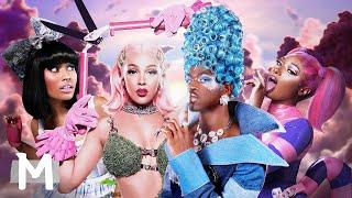 Lil Nas X Montero Call Me By Your Name Ft Nicki Minaj Doja Cat Megan Thee Stallion Remix MP3