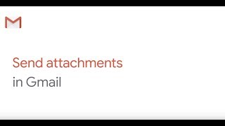 How To: Send attachements with your Gmail message