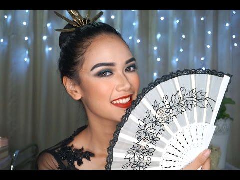 Makeup Panggung untuk Penari Tradisional | DXB ♡