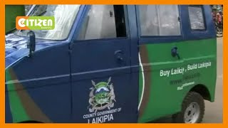 Gov't okays firm to manufacture 4-wheeled Tuktuks in Nyahururu
