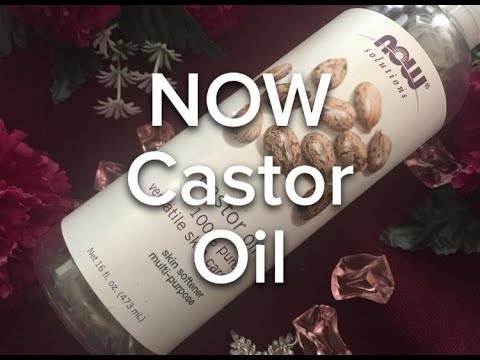 CASTOR OIL REVIEW | NOW SOLUTIONS