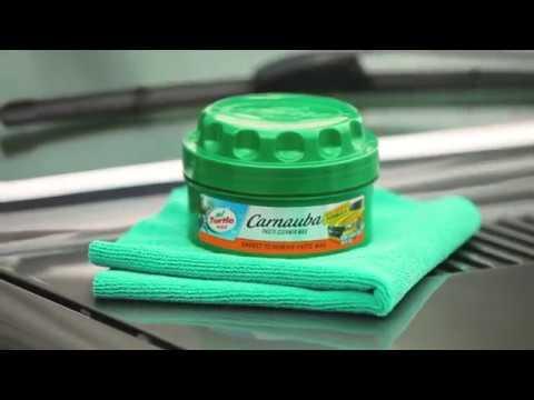 Cara Pakai, Turtle Wax Carnauba Cleaner Wax