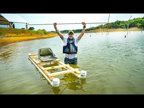 $100 Homemade Kayak