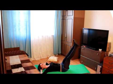 Упражнения для уменьшения объема верхней части бедер