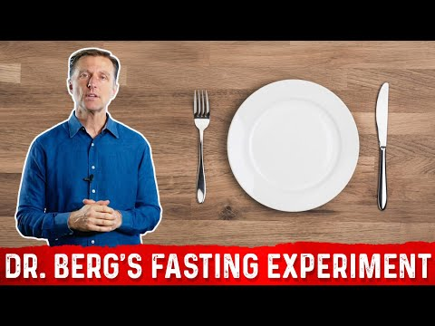 Check Out What Happened When I Fasted for 21 Hours: Dr. Berg's Intermittent Fasting Experiment