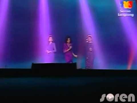 Shila Amzah, Jaclyn Victor, Ning Baizura (3 Suara) - Beribu Sesalan (AJL 26)