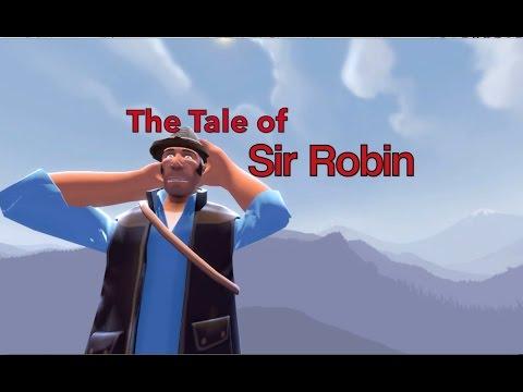 [SFM]Brave Sir Robin