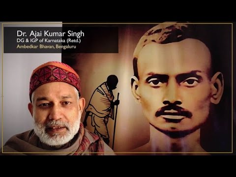 Dr. Ajai Kumar Singh, DG & IGP of Karnataka (Retd.) | Testimonials | Yugpurush – The Play