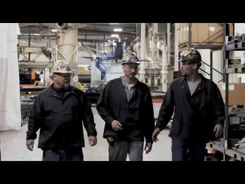 Build Ohio - Robbie Chasteen, Millwright