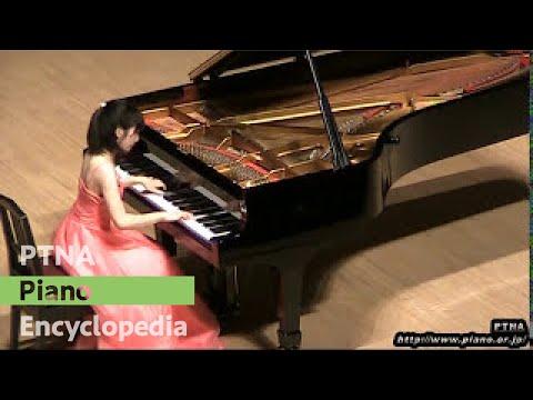 ショパン/エチュード集 第18番 嬰ト短調 Op.25-6/演奏:尾崎未空