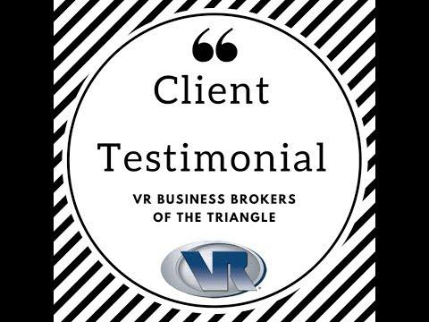 VR Business Brokers Customer Testimonial:  Godwyn Bond