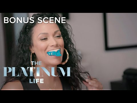Shantel Jackson & LoLa Monroe Get Fitted for Grills | The Platinum Life | E!
