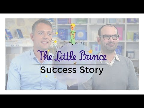 In the world of Saint-Exupéry with Le Petit Prince Store