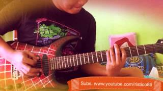 Guitar Solo Cover from Indonesia - Tribute MLTR - That's Why You Go