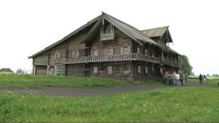видео Музей–заповедник «Кижи»