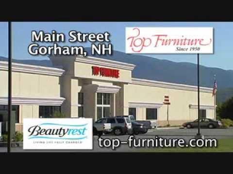 Top Furniture Gorham Nh Beautyrest, Top Furniture Gorham Nh