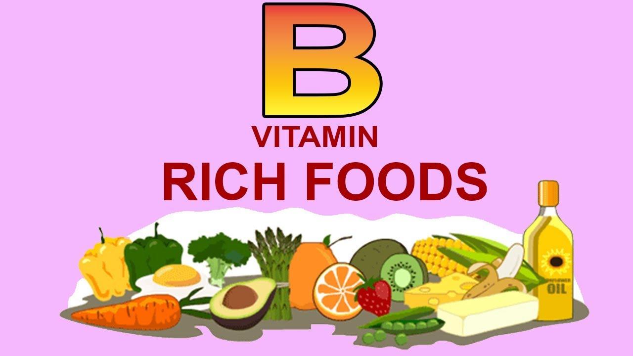 Top 10 Vitamin B Rich Foods   Top10 DotCom - YouTube