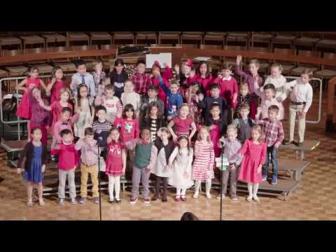 Chandler School 2016 Lower School Winter Sing