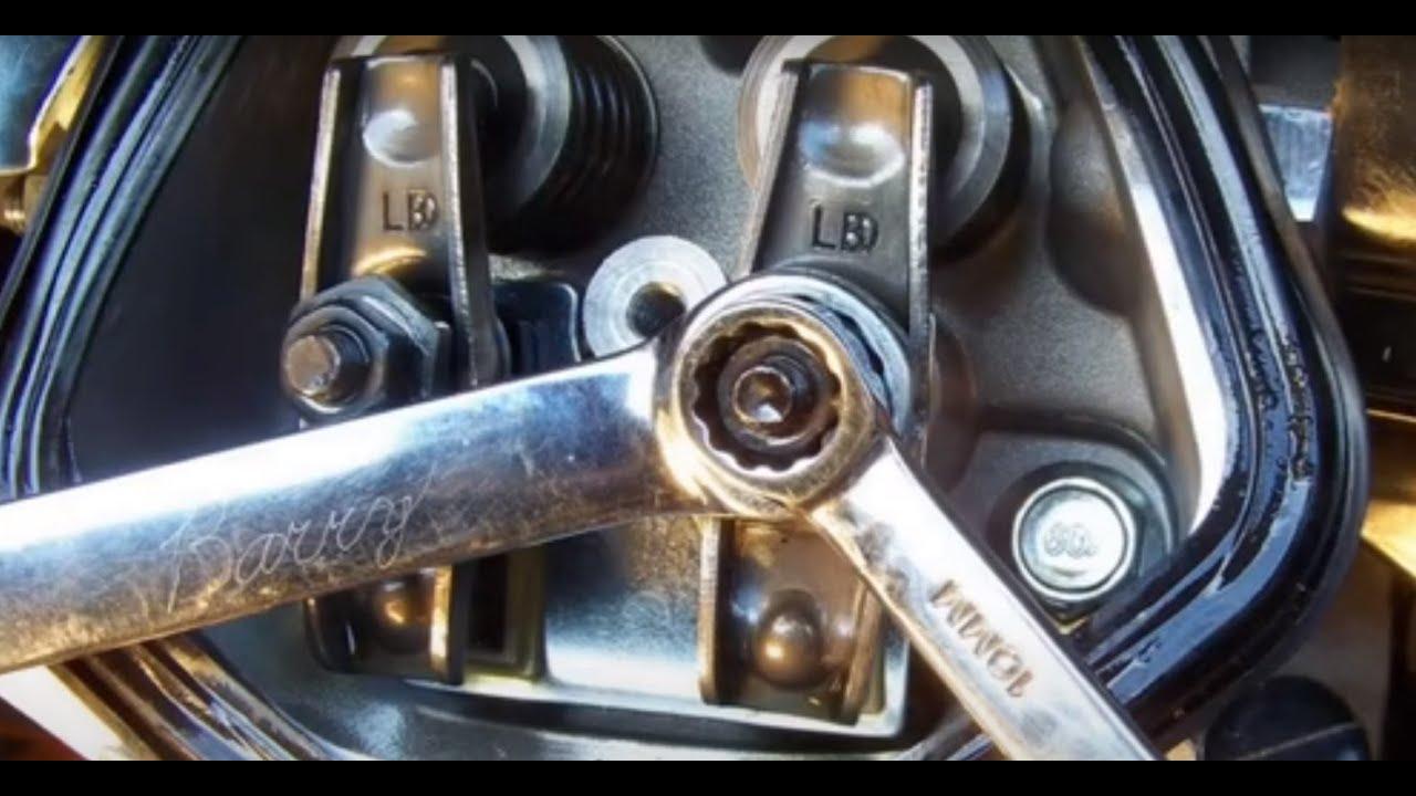 medium resolution of setting valve lash clearances on a portable gas generator