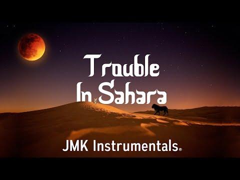 🔊 Trouble In Sahara - Mystic Arabic Flute Type Trap R&B Pop Beat Instrumental