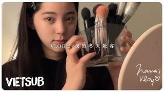 [Nabi's Vlog][Vietsub] Tập 25: Make-up mùa đông của Nabi