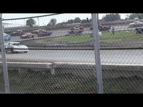 2013 10 06 Greenville Speedway SS Feature Race