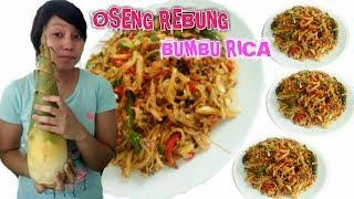 |||DAPUR AYU||| RESEP OSENG REBUNG BUMBU RICA RICA CAMPUR TERI
