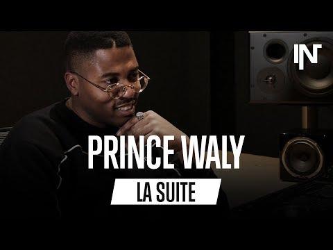 Youtube: Prince Waly:«Alpha Wann est très important dans ma musique» | La Suite